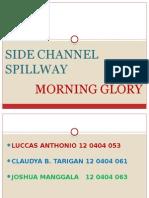 Side Channel Spillway