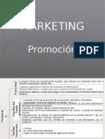 Promoción de los productos