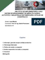 sistemul de management de mediu