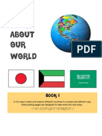 Lets Learn About Our World Workbook 1