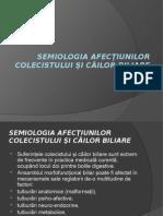 Semiologia Afecţiunilor Colecistului Şi Cãilor Biliare 2
