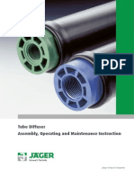 Aeration Diffusers Jaeger