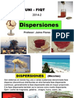 Dispersion Es