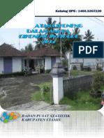Kecamatan Cikoneng dalam Angka 2014