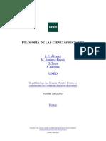 Manual Filosofia de Las Ciencias Sociales Version 20.02.2015