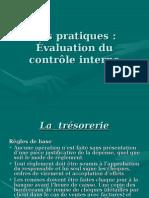 14 - Pratique II - Cas pratiques -Évaluation du contrôle interne.ppt
