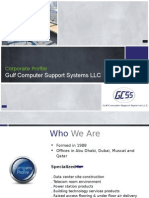 GCSS Corporate Profile Revised