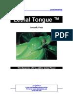 226153032 Lethal Tongue Joseph Plazo