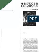 Fleury - Estado Sin Ciudadanos (Capitulo 1)