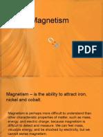 Magnetism Final