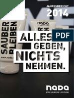 NADA Jahresbericht Deutsch Final