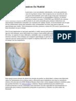 Tratamientos Anatomicos En Madrid