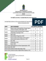 Edital Nº 16 2015 Divulgação Da Concorrencia Final 01 06