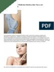 6 Tratamientos De Medicina Estetica Que Van a ser Tendencia En 2014
