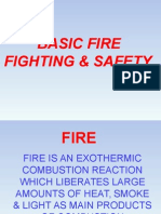 Fire Safety Training- HO