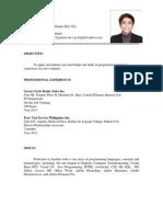 resume2222015