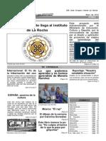Periódico La Rocha