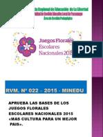 Diapositivas de Los Jfen 2015 (Resumidas).
