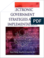 Eletronic Government Strategies and Implementation.pdf