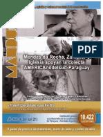 Revista MANDUA N 384 - Abril 2015 - Paraguay - PortalGuarani