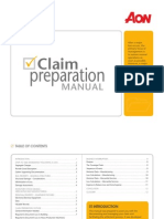 Claim Preparation Manual