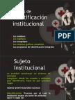 cinco niveles de identificación institucional kelly