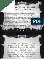 historia de la provincia de puntarenas