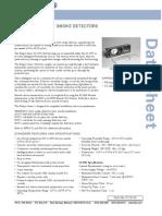 Cheetah Xi Duct Smoke Detector P.1.51.01