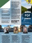 Saugerties Village Democratic Party Candidates Brochure