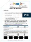 2013 Tax Org
