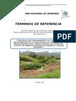 Tdr Pip Encausamiento - c.p. Las Americas