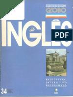 Curso De Idiomas Globo - Ingles Familia Lovat - Livro 34