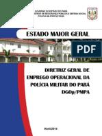 Diretriz Geral Para Emprego Operacional