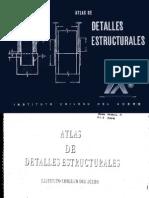 ▪⁞ Instituto Chileno del Acero - ATLAS DE DETALLES ESTRUCTURALES ⁞▪AF