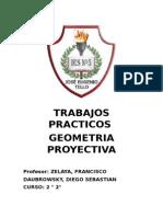 Trabajo Practico 1 de Geometria Proyectiva