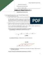 Trabajo Practico 3 de Geometria Proyectiva