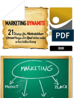 eBook Marketing Dynamite