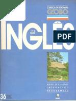 Curso de Idiomas Globo - Ingles Familia Lovat - Livro 36