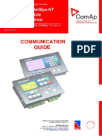 COMAP-InteliCommunicationGuide - February 07