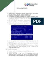 Manual Sabre Ticket Manual