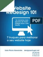 Website Redesign 7 Truques Para Melhorar o Seu Website Hoje
