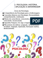 Unidade 1 - Psicologia