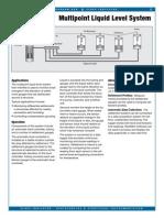 Multipoint Liquid Level Datasheet