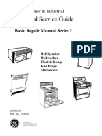 GE Basic Appliance Training 31 91611