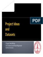MIT DM Projects