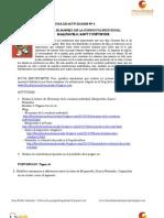 Guía de actividades Nº 5. Manejo de la conducta individual.