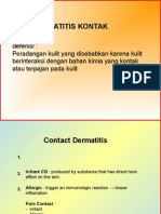 Dermatitis Kontak - Copy