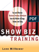 Show Biz Training