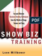 Show Biz Training