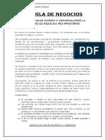 Escuela de Negocios Capitulos 7. 8 y9 (1)